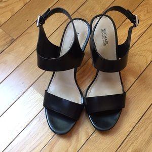 Michael Kors high heeled sandals